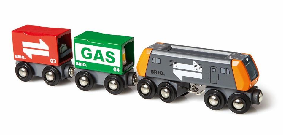 Pociąg techniczny - Brio