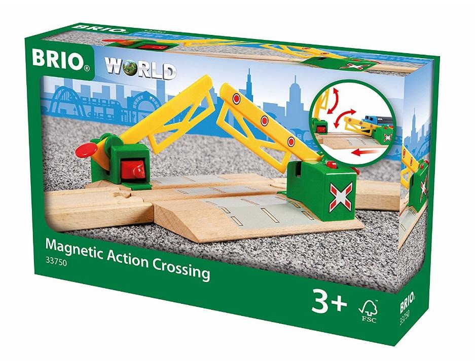 Przejazd kolejowy automatyczny - Brio