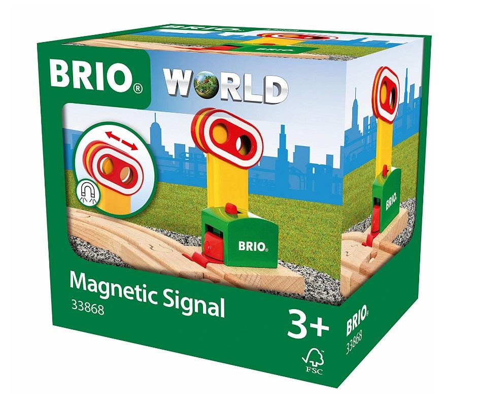 Semafor kolejowy Automatyczny - rewelacyjny - Brio