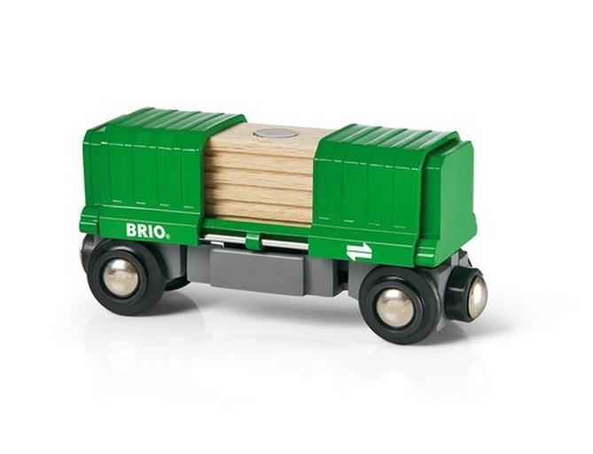 Wagon kontenerowy - otwierany - Brio