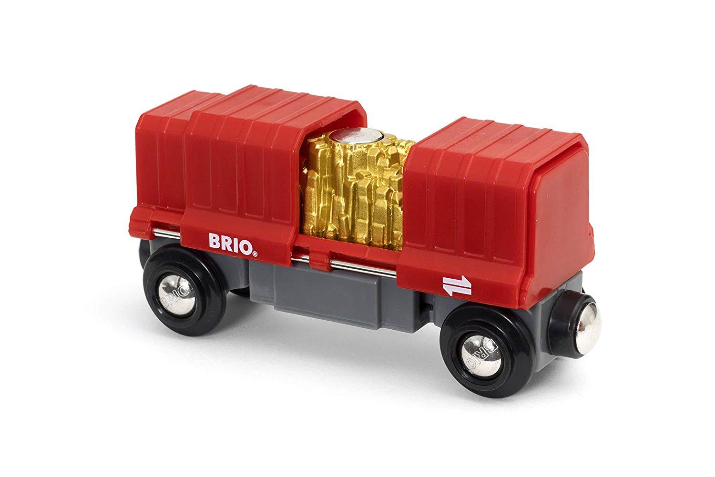 Wagon na poduszce magnetycznej - Brio