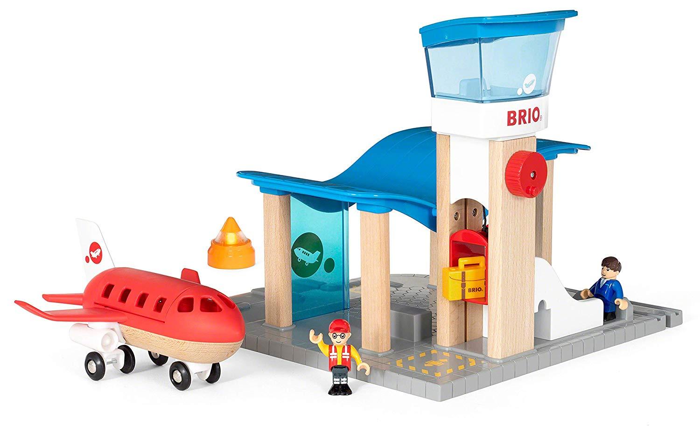 Lotnisko - zestaw - Brio