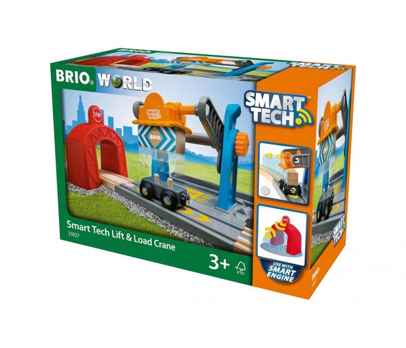 Automatyczna załadowania Brio Smart Tech - Brio