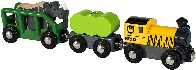 Pociąg safari - Brio