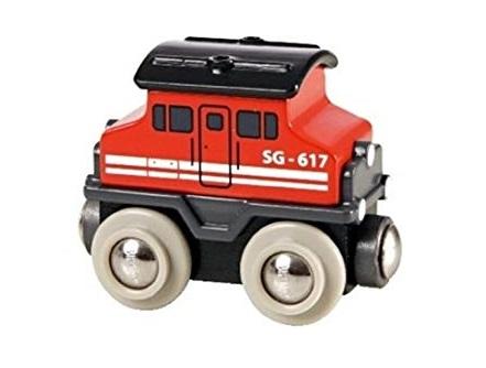 Mini lokomotywa manewrowa SG-617 - Brio