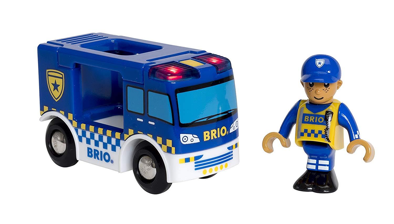 Samochód policja - Brio