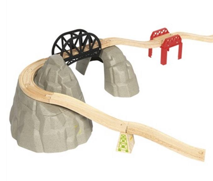 Mosty górskie - zestaw do rozbudowy makiety - Bigjigs