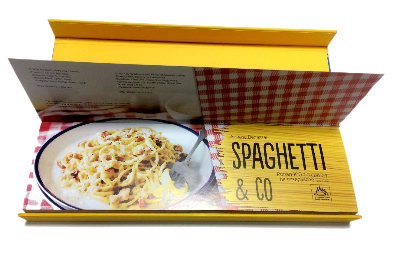Spaghetti & CO Smaki Włoch - Skokowski
