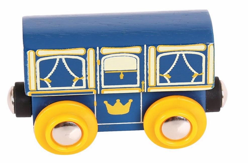 Wagon pasażerski - królewski - Bigjigs