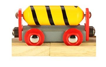 Betoniarka do pociągu towarowego - Bigjigs
