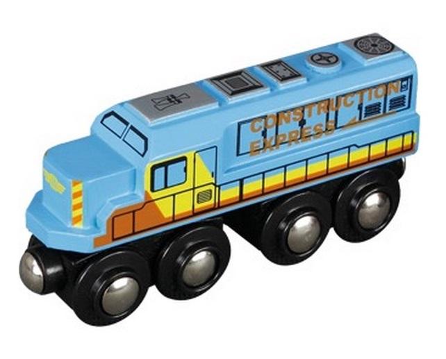 Ciężki diesel towarowy, niebieski - Maxim enterprise inc
