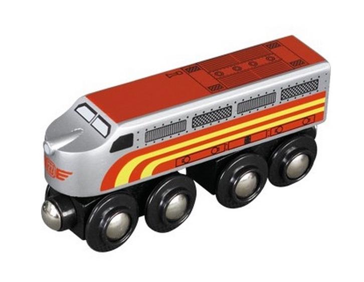 Srebrna lokomotywa ekspresowa  - Maxim enterprise inc