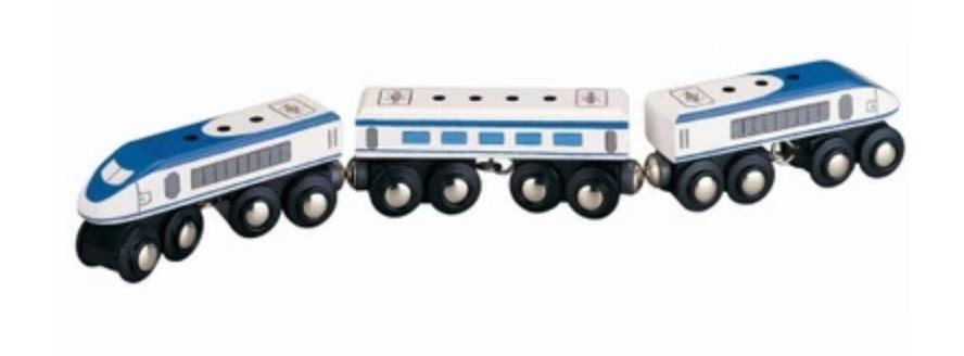 Expres pasażerski - PENDOLINO niebieski - Maxim enterprise inc