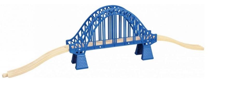 Niebieski most kratownicowy 30cm - kompletny! - Maxim enterprise inc