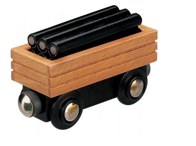 Wagon z rurami - uniwersalna ładownia! - Maxim enterprise inc