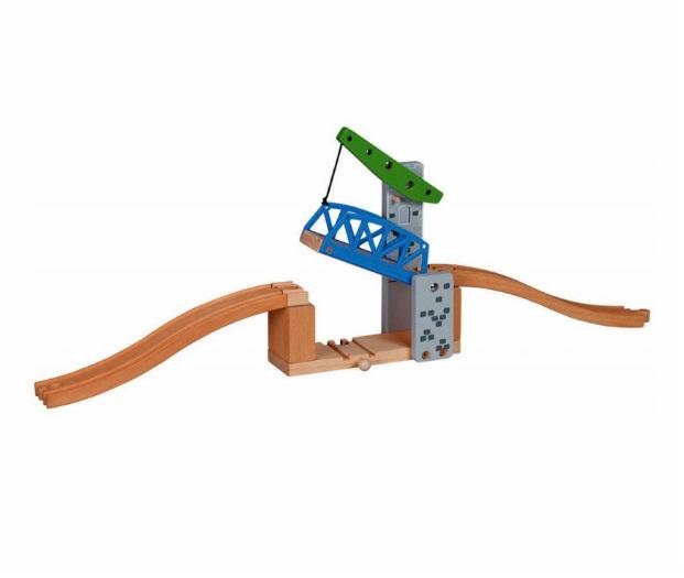 Dwupoziomowe skrzyżowanie kolejowe z mostem zwodzonym - Maxim enterprise inc