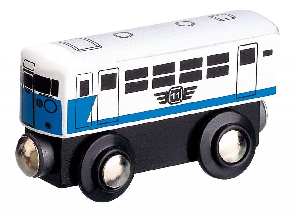 Szynobus 11 niebieski wagon - Maxim enterprise inc