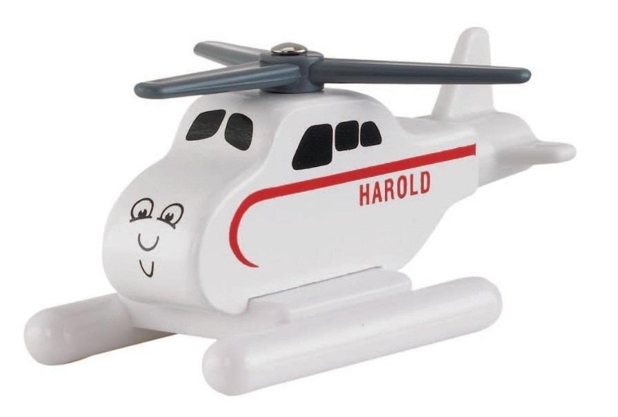 Harold z Wyspy Sodor - Helikopter ratowniczy - Tomek i przyjaciele