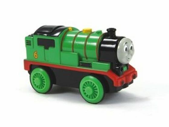 Piotruś na baterię - lokomotywa elektryczna - Tomek i przyjaciele