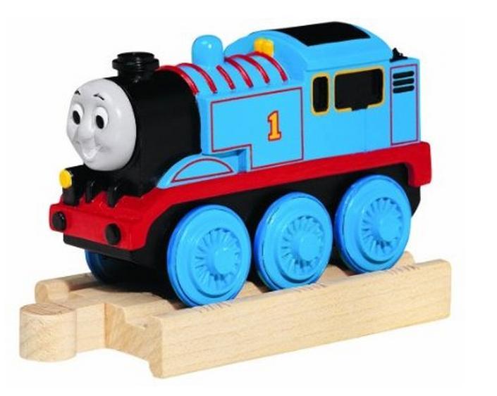 Tomek - lokomotywa elektryczna - Najsilniejsza - wykonana z metalu - Tomek i przyjaciele