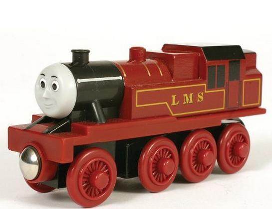 Artur - lokomotywa z serii Tomek i przyjaciele - Tomek i przyjaciele
