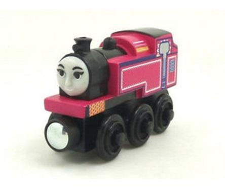 Ashima - lokomotywa z serialu Tomek i przyjaciele - Tomek i przyjaciele