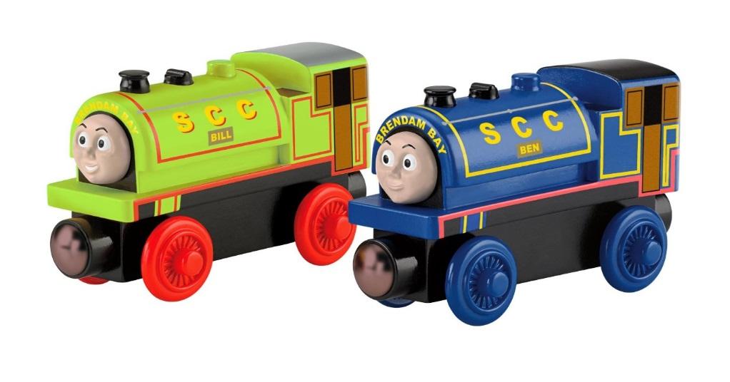 Bill & Ben - 2 lokomotywy - Tomek i przyjaciele