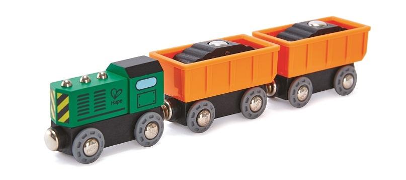 Pociąg do przewożenia ładunków, magentyczny - Hape