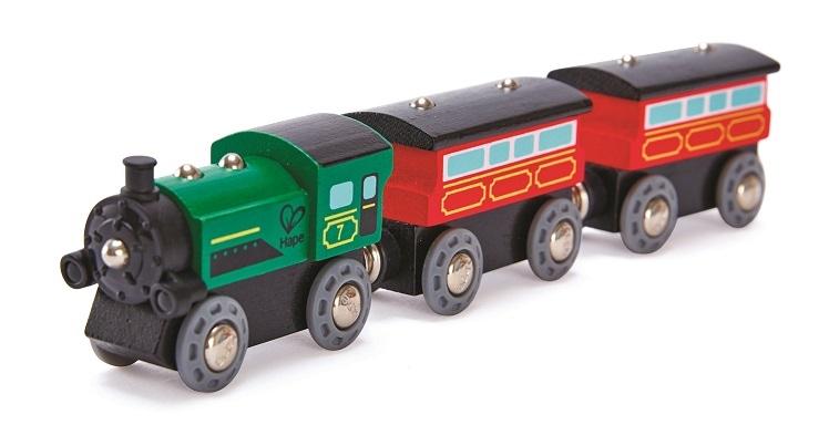 Pociąg pasażerski Hape - Hape