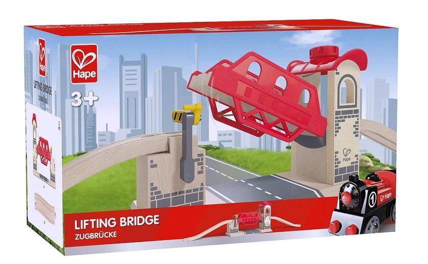 Most zwodzony Hape - Hape