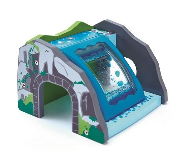 Tunel z wodospadem Hape - Hape