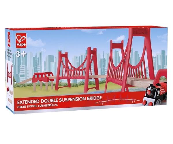 Zestaw mostów wiszących - Hape