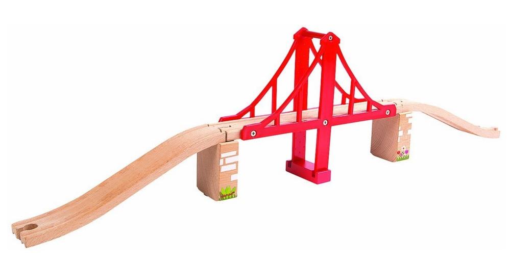 Most wiszący Janod - Janod