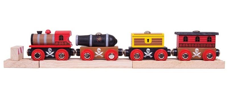 Pociąg piratów z Nibylandii - Bigjigs