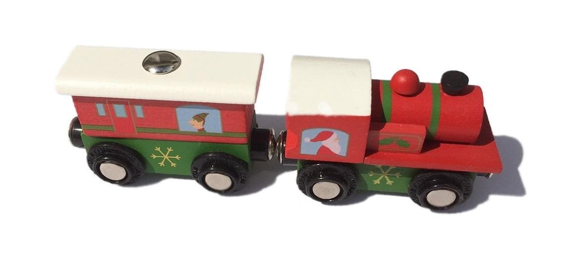 Pociąg św. Mikołaja - Bigjigs